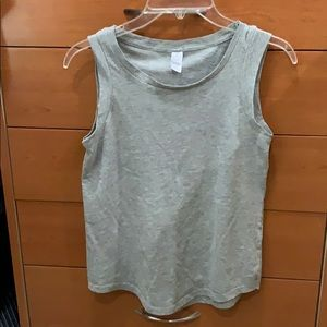 Cotton Round Neck Tank by Alternative Apparel